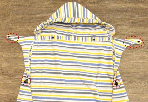 IBQ 背巾防風保暖罩