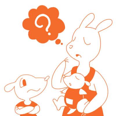 Q&A袋鼠
