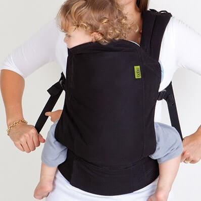 Boba寶寶背巾3G背法,前背7 - 13kg