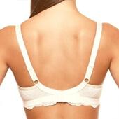 Bravado哺乳內衣魅惑蕾絲彈性下圍,修飾背部線條