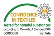 Bravado哺乳內衣花語使用Oeko-Tex®Standard 100布料製成