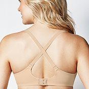 Bravado哺乳內衣花語是薄胸墊設計