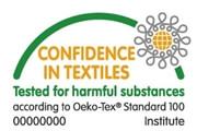 Bravado哺乳背心採用Oeko-Tex®Standard 100材質