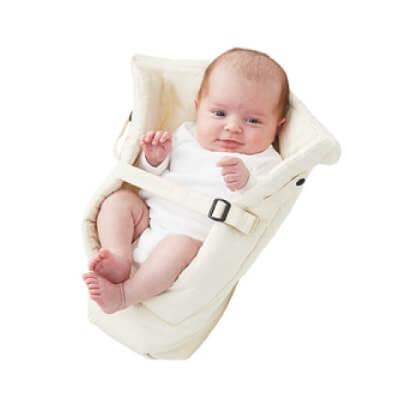 Ergobaby有機款新生兒保護墊新生兒0-2個月