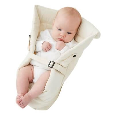 Ergobaby有機款新生兒保護墊2-4個月時期