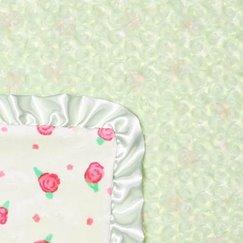 Max Daniel寶寶毯玫瑰花紋蘋果玫瑰示意圖