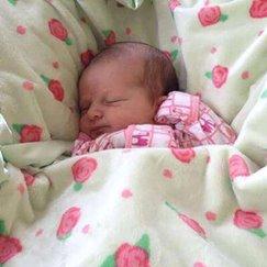 好萊塢明星最愛的寶寶毯子玫瑰花紋蘋果玫瑰
