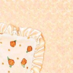 Max Daniel寶寶毯玫瑰花紋檸檬玫瑰示意圖
