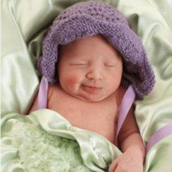 好萊塢明星最愛的寶寶毯子花蕾粉嫩綠