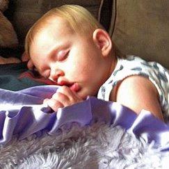 Max Daniel薰衣草花蕾安撫巾是寶寶成長的最佳伴侶